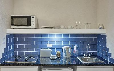 pokoj studio - kuchyňka | 760 Butterfly beach