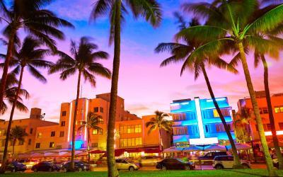 USA   Miami - South Beach
