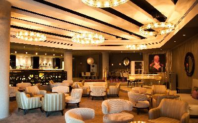 Grand Hyatt - John Barry Bar