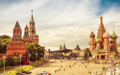 Kreml + Rude Namesti