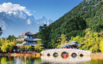 Dračí sněhová hora | Čína
