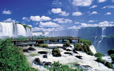 Iguazu Falls | Brazílie