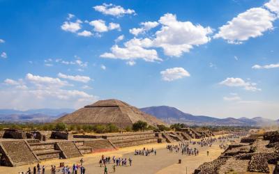 Teotihuacán | Mexiko