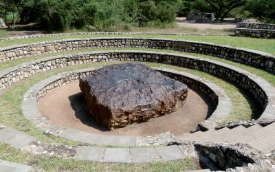 Namibie | Meteorit Hoba
