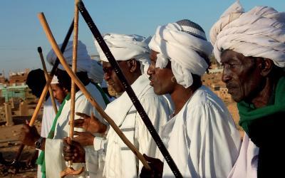 Derviši | Súdán