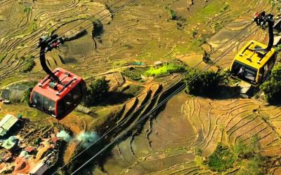 Vietnam | Sapa cable car