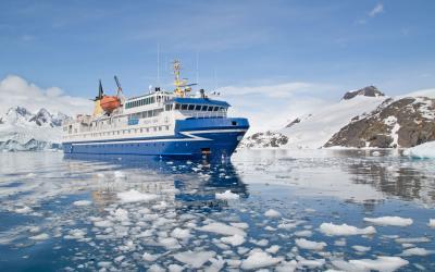 Loď Ocean Nova