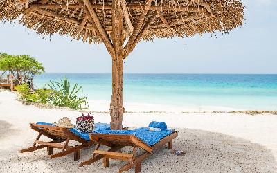 Relaxpri pláži