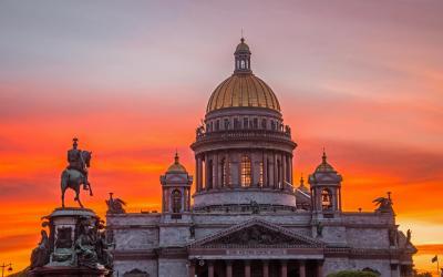 Rusko | Petrohrad