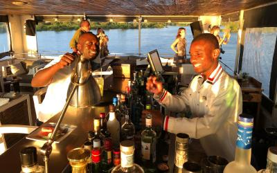 Plavba po Zambezi River, závěr cesty | Zimbabwe