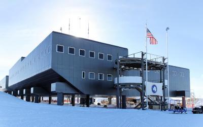 Scott-Amundsenova výzkumná stanice