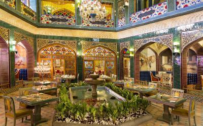 perská restaurace (2)