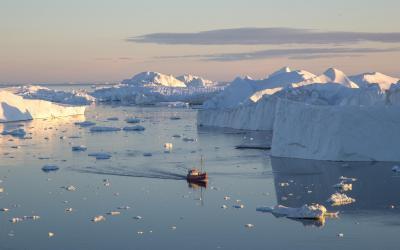 Disko Bay | Grónsko