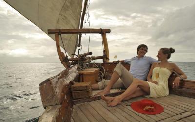 výlet na lodi