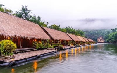 Thajsko | Kwai River