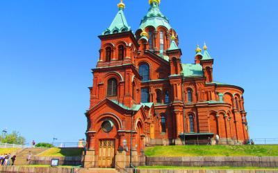 Fínsko | Helisnky_Cathedral