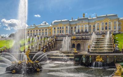 Rusko | Petrodvorec