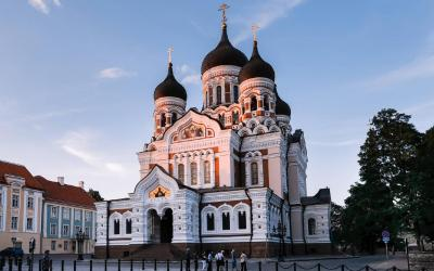 Estónsko | Tallinn_Alexander Nevsky