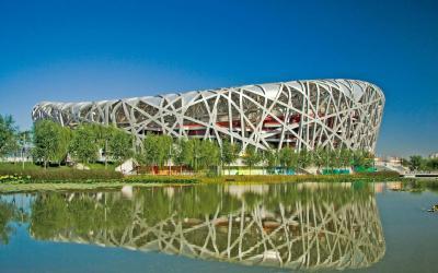 Čína | Peking_Olympic Stadium