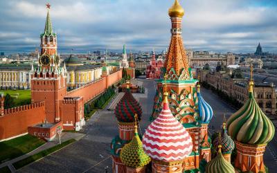 Rusko | Moskva_Red Square