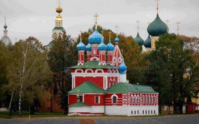 Rusko | Uglič