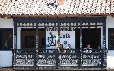 Peru   Cusco Caffé