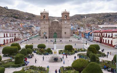 Peru   Puno