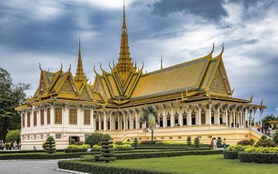 Phnompenh_Royal Palace