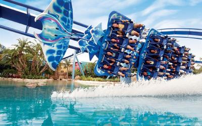 USA   Sea World Orlando