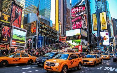USA   New York - Times Square