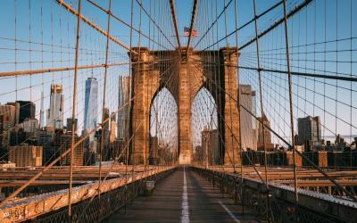 USA | New York - Brooklyn bridge