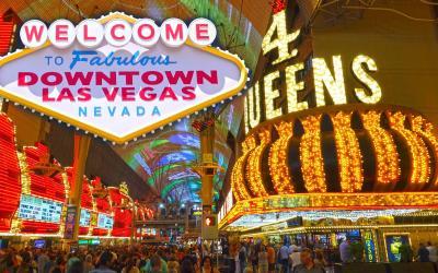 USA | Las Vegas downtown