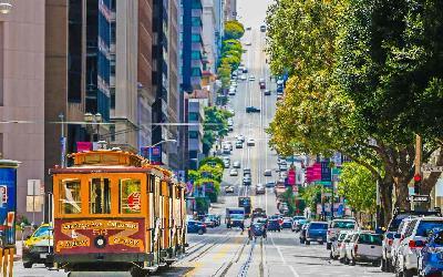 USA | San Francisco Cable Car