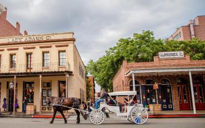 USA | Sacramento - Old Town