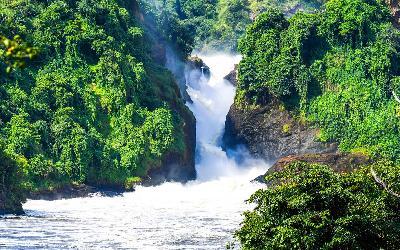 Uganda | Muchrison Falls
