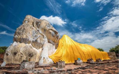 Thajsko | Ayutthaya_Phra Nakhon Si