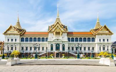 Thajsko | Bangkok_Grand Palace