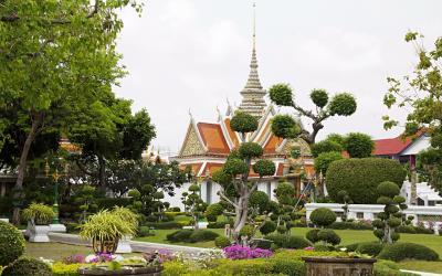 Thajsko | Bangkok_Wat Arun