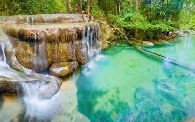 Thajsko | Erawan National Park