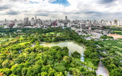 Thajsko | Bangkok_Lumphini Park