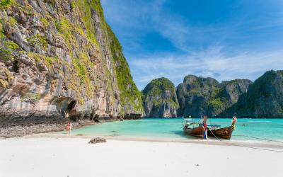 Thajsko | Phi Phi_Maya Bay