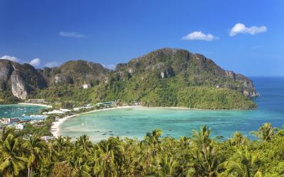Thajsko | Phi Phi_View Point