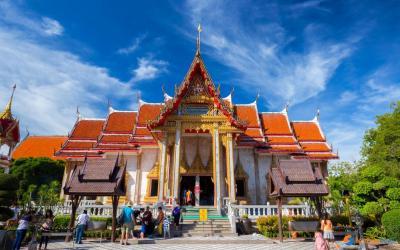 Thajsko | Phuket_Wat Chalong