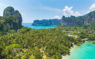 Thajsko | Krabi