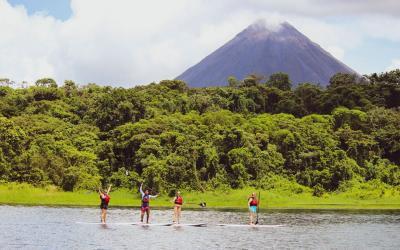 Kostarika | Lake Arenal