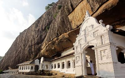 Srí Lanka | Dambulla_Cave Temple