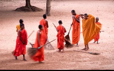 Srí Lanka | Monks