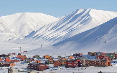 Špicbergy | Longyearbyen