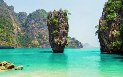Thajsko | Phuket_James Bond Island