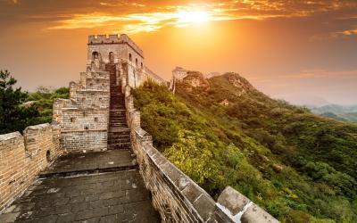 Čína | Peking_Great Wall